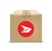 Canada post shipping box